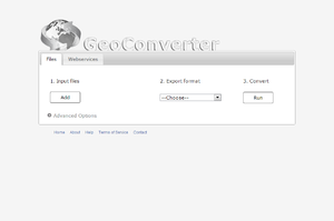 GeoConverter – GISpunkt HSR